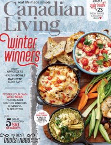 Canadian Living – January 2020