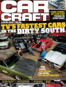 Car Craft – March 2020
