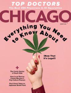 Chicago Magazine – January 2020