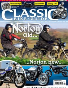 Classic Bike Guide – January 2020