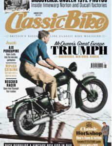 Classic Bike UK – January 2020