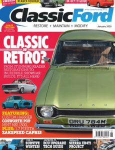 Classic Ford – January 2020