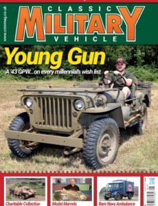 Classic Military Vehicle – January 2020