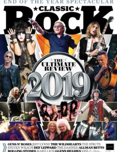 Classic Rock UK – January 2020