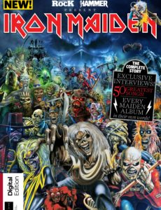 Classic Rock UK Iron Maiden – First Edition 2019