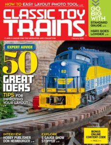 Classic Toy Trains – February 2020
