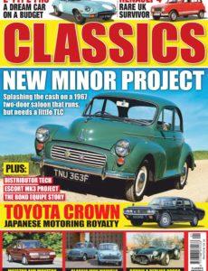Classics Monthly – January 2020