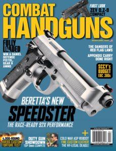 Combat Handguns – March-April 2020