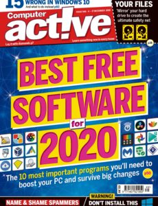 Computeractive – Issue 568, 4 December 2019