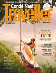Conde Nast Traveller India – December-January 2019