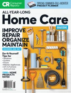 Consumer Reports All Year Long Home Care Guide (2019)
