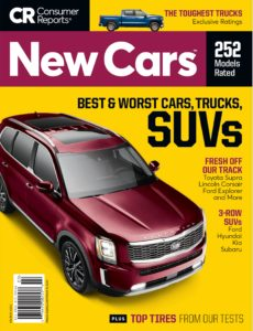 Consumer Reports New Cars – March 2020