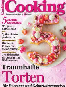 Cooking Austria – 29 November 2019