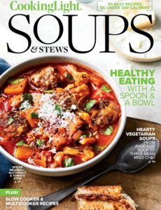 Cooking Light – Soups & Stews (2019)