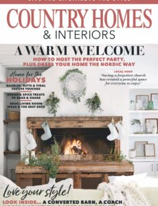 Country Homes & Interiors – January 2020