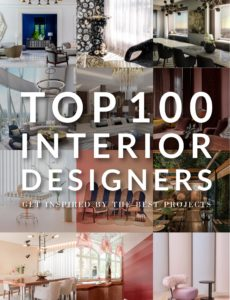 Coveted Magazine – Top 100 Interior Designers and Architects of 2019