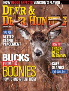 Deer & Deer Hunting – February 2020