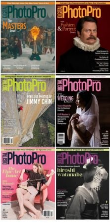Digital Photo Pro – 2019 Full Year Issues Collection