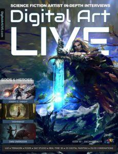 Digital Art Live – December 2019