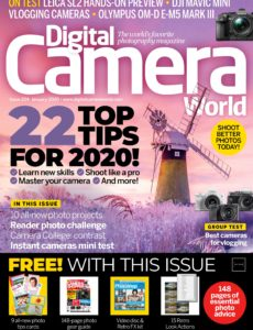 Digital Camera World – January 2020
