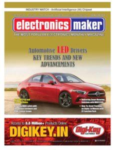 Electronics Maker – September 2019