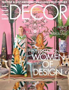 Elle Decor USA – January-February 2020