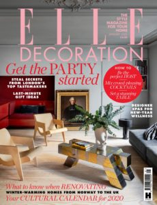 Elle Decoration UK – January 2020