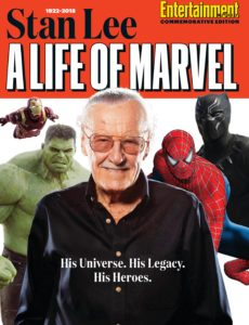Entertainment Weekly Stan Lee A Life of Marvel (2019)