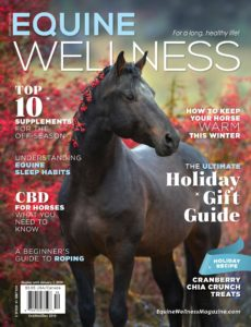 Equine Wellness Magazine – October-November-December 2019