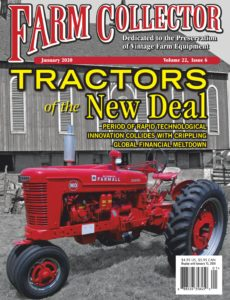 Farm Collector – January 2020