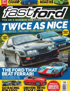 Fast Ford – February 2020