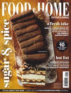 Food & Home Entertaining – January 2020