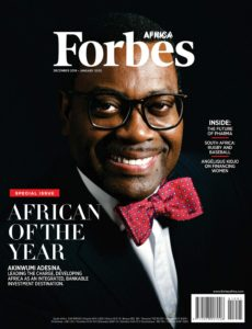 Forbes Africa – December 2019-January 2020