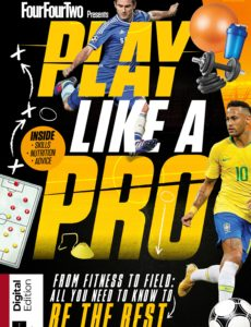 FourFourTwo UK Play Like A Pro – First Edition 2019