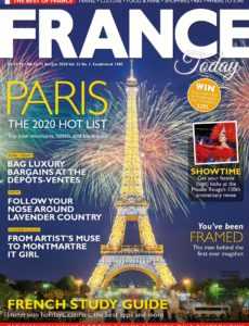 France Today – December 2019 – January 2020