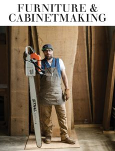 Furniture & Cabinetmaking – Issue 290 – December 2019