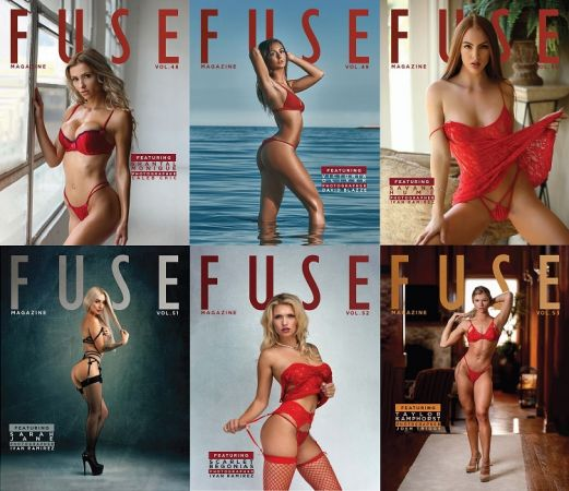 Fuse Magazine – Full Year 2019 Collection