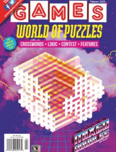 Games World of Puzzles – February 2020
