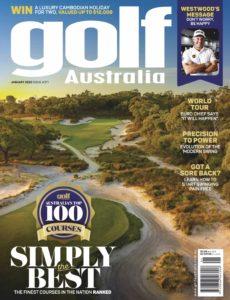 Golf Australia – January 2020