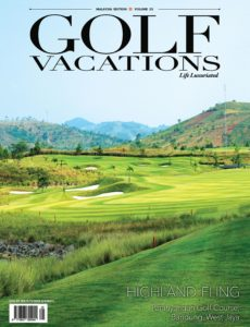 Golf Vacations Malaysia – October 2019