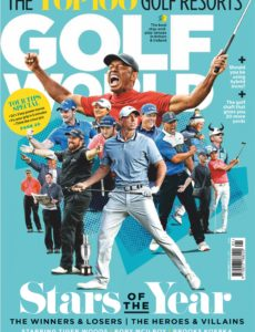 Golf World UK – January 2020