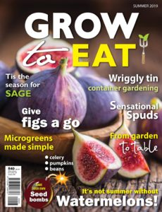 Grow to Eat – Summer 2019