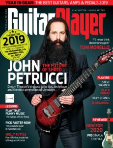 Guitar Player – January 2020