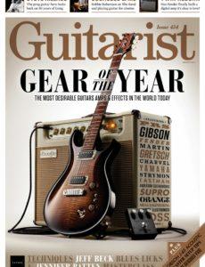 Guitarist – January 2020