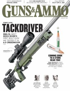 Guns & Ammo – January 2020