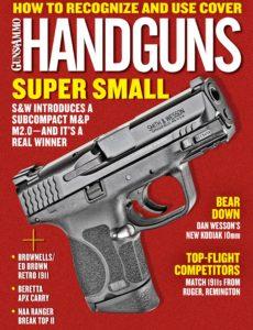 Handguns – February-March 2020