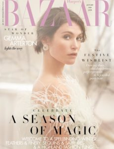 Harper's Bazaar UK – January 2020
