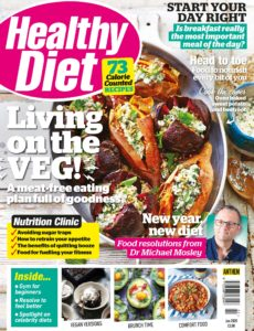 Healthy Diet – January 2020