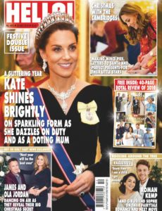 Hello! Magazine UK – 06 January 2020