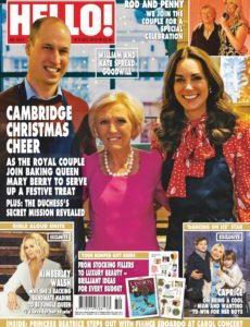 Hello! Magazine UK – 16 December 2019